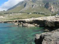 Golfo del Cofano: mare stupendo - 24 febbraio 2008  - San vito lo capo (591 clic)
