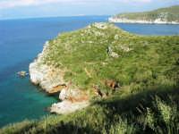 il litorale e le calette tra Castellammare e Guidaloca - 1 maggio 2007  - Castellammare del golfo (707 clic)