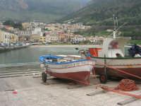 al porto - 22 marzo 2009  - Castellammare del golfo (871 clic)