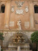 Fontana di Saturno - 25 maggio 2008  - Trapani (791 clic)