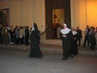 2° Corteo Storico di Santa Rita - Dinanzi la Chiesa S. Antonio - seconda uscita - La badessa e alcune consorelle - 17 maggio 2008  - Castellammare del golfo (541 clic)