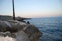 costa e mare alla tonnara - 24 febbraio 2008  - San vito lo capo (535 clic)