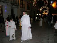 festa dell'Immacolata: la processione nel corso VI Aprile - 8 dicembre 2006   - Alcamo (1137 clic)
