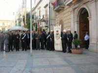 Festeggiamenti Maria SS. dei Miracoli - Cerimoniale della Calata - Discesa al Santuario - Piazza Ciullo - 20 giugno 2008  - Alcamo (855 clic)