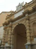 Porta Garibaldi - 11 maggio 1860 - 24 settembre 2007  - Marsala (1000 clic)