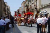 sfilata carretti siciliani - corso 6 Aprile - 18 maggio 2008  - Alcamo (861 clic)
