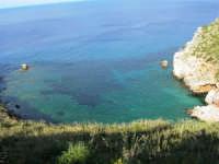 il litorale e le calette tra Castellammare e Guidaloca - 1 maggio 2007  - Castellammare del golfo (786 clic)