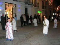 festa dell'Immacolata: la processione nel corso VI Aprile - 8 dicembre 2006   - Alcamo (1313 clic)