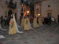 2° Corteo Storico di Santa Rita - Dame - Piazza Madonna delle Grazie - 17 maggio 2008   - Castellammare del golfo (620 clic)