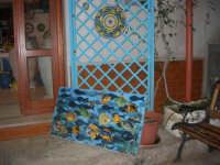 Cous Cous Fest 2007 - Expo Village - itinerario alla scoperta dell'artigianato, del turismo, dell'agroalimentare siciliano e dei Paesi del Mediterraneo - ceramiche - 28 settembre 2007   - San vito lo capo (745 clic)
