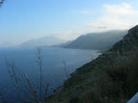 Riserva Naturale Orientata Zingaro e panorama del Golfo di Castellammare - 24 febbraio 2008   - Riserva dello zingaro (677 clic)