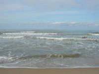 zona Tonnara - il mare d'inverno - 16 febbraio 2009  - Alcamo marina (2678 clic)
