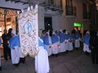 festa dell'Immacolata: la processione nel corso VI Aprile - 8 dicembre 2006   - Alcamo (1111 clic)