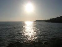 al tramonto - 6 aprile 2008   - Marinella di selinunte (785 clic)