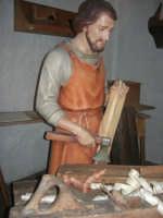 Gli altari di San Giuseppe - Il Santo al lavoro - 18 marzo 2009   - Balestrate (3513 clic)