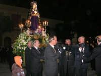 Venerdì Santo: processione del Cristo Morto e dell'Addolorata - piazza Ciullo - 21 marzo 2008   - Alcamo (852 clic)