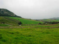 le colline accanto la zona archeologica - 12 aprile 2007   - Segesta (1981 clic)