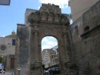 Porta San Salvatore - 25 aprile 2008  - Sciacca (1030 clic)