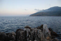 costa e mare alla tonnara - 24 febbraio 2008  - San vito lo capo (506 clic)