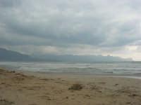 C/da Canalotto - quando il mare è in burrasca - 22 marzo 2009  - Alcamo marina (3082 clic)