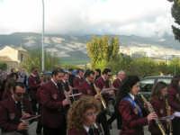 Processione della Via Crucis con gruppi statuari viventi - 5 aprile 2009   - Buseto palizzolo (1639 clic)
