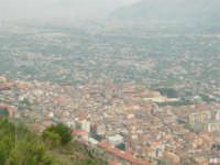 viste su Monreale, sul Duomo, sulla Conca d'Oro e su Palrermo  - 17 aprile 2006  - San martino delle scale (4234 clic)