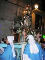 festa dell'Immacolata: la processione nel corso VI Aprile - 8 dicembre 2006   - Alcamo (1056 clic)