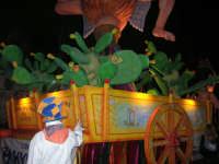 Carnevale 2008 - XVII Edizione Sfilata di Carri Allegorici - Ma cu l'avi a tirari stu carrettu - Associazione Ragosia 2000 - 3 febbraio 2008  - Valderice (911 clic)