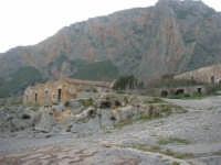 la tonnara e Monte Monaco - 24 febbraio 2008   - San vito lo capo (609 clic)