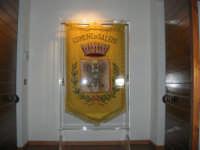 Museo di Arte Sacra - Stendardo del Comune - 2 gennaio 2009   - Salemi (2980 clic)