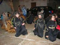 Presepe Vivente animato da alunni dell'Istituto Comprensivo G. Pascoli (119) - 22 dicembre 2007   - Castellammare del golfo (684 clic)