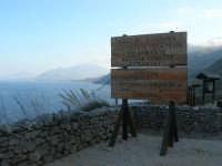 Riserva Naturale Orientata Zingaro e panorama del Golfo di Castellammare - 24 febbraio 2008   - Riserva dello zingaro (695 clic)