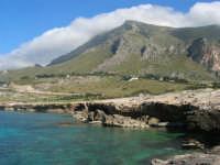 Golfo del Cofano: mare stupendo - 24 febbraio 2008  - San vito lo capo (587 clic)