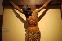 Fulget crucis mysterium - Il genio immortale e la devozione popolare - Mysterium Crucis nell'arte trapanese dal XIV al XVIII secolo - Chiesa di Sant'Agostino - 13 marzo 2009   - Trapani (1715 clic)
