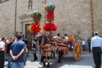sfilata carretti siciliani - corso 6 Aprile - 18 maggio 2008  - Alcamo (773 clic)