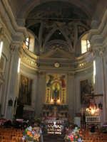 interno della Chiesa Maria SS. delle Grazie - 3 settembre 2008   - Torretta (2558 clic)