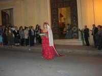 2° Corteo Storico di Santa Rita - Dinanzi la Chiesa S. Antonio - seconda uscita - Dama con i segni della Santa - 17 maggio 2008  - Castellammare del golfo (515 clic)