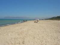 la spiaggia in zona Plaja - 5 agosto 2008   - Alcamo marina (767 clic)