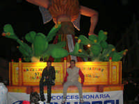 Carnevale 2008 - XVII Edizione Sfilata di Carri Allegorici - Ma cu l'avi a tirari stu carrettu - Associazione Ragosia 2000 - 3 febbraio 2008  - Valderice (949 clic)