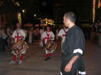 Festeggiamenti Maria SS. dei Miracoli - Il Corteo dei Conti di Modica in Piazza Ciullo - 20 giugno 2008   - Alcamo (572 clic)