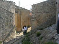 al castello - 23 aprile 2006   - Prizzi (2717 clic)