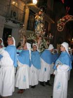 festa dell'Immacolata: la processione nel corso VI Aprile - 8 dicembre 2006   - Alcamo (1128 clic)