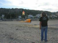 Raduno di amatori di aquiloni: l'Aquilon Act - 10 maggio 2009   - San vito lo capo (3399 clic)