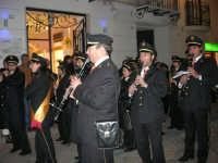 festa dell'Immacolata: processione nel corso VI Aprile - la banda - 8 dicembre 2006   - Alcamo (1234 clic)