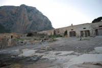 Monte Monaco e la tonnara - 24 febbraio 2008  - San vito lo capo (542 clic)