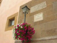 Via Garibaldi: particolare  - 24 settembre 2007  - Marsala (940 clic)