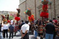 sfilata carretti siciliani - corso 6 Aprile - 18 maggio 2008  - Alcamo (613 clic)