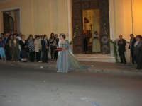 2° Corteo Storico di Santa Rita - Dinanzi la Chiesa S. Antonio - seconda uscita - Dama con i segni della Santa - 17 maggio 2008  - Castellammare del golfo (680 clic)