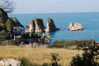 Faraglioni - 21 febbraio 2009  - Scopello (2607 clic)