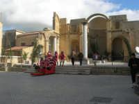 Epifania a Salemi - Piazza Alicia e resti della Chiesa Madre - 6 gennaio 2009   - Salemi (4879 clic)